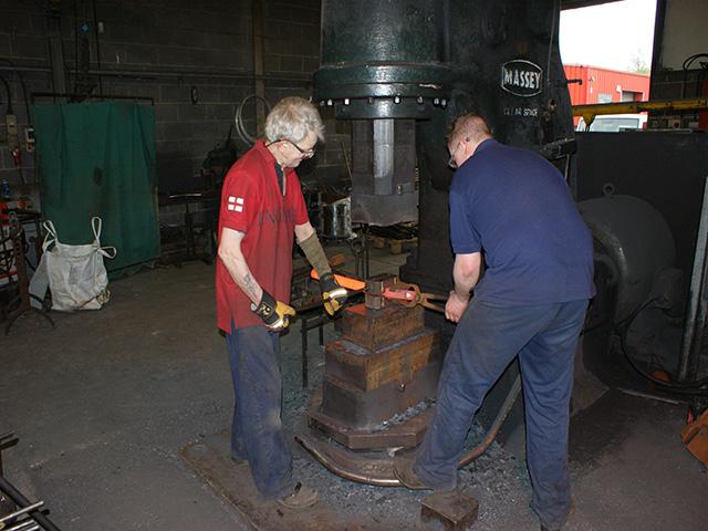 Press Forging   KT Forge